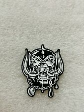 Motorhead Pin Badge Heavy Metal Punk Rock Lemmy Kilmister Ace Of Spades Rocker