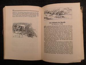 6596 WW1 ORIGINAL GERMAN REICHSARCHIV TRAGEDY of VERDUN 1916 pt1 cir 1926