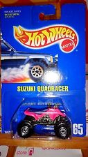 Hot Wheels Suzuki Quadracer Collector 165 (9984)