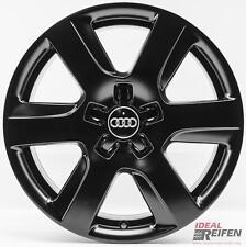 4 Audi A5 8T B8 17 Zoll Alufelgen 7x17 ET25 Original Audi Felgen SSM