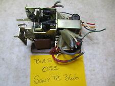 Sony Tc366 Bias Oscillator Board