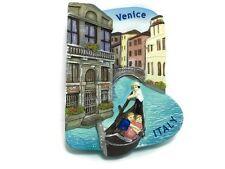 Gondola ITALY SOUVENIR RESIN 3D FRIDGE MAGNET SOUVENIR TOURIST GIFT TOY 029