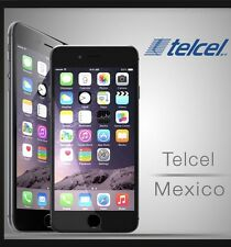 Telcel Mexico iPhone Premium Unlock Code Service 7 7+ 6S+ 6S 6 6+ 5S 5C 5 ALL