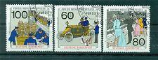 Allemagne -Germany 1990 - Michel n. 1474/76 - Poste et  Télécommunications