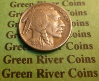 1920 Buffalo Nickel            FT20  Better Grade
