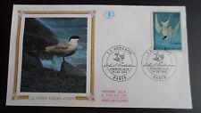 FDC Enveloppe Premier Jour - CEF - JJ Audubon - 25/02/1995 - Paris - Le Stern Pi
