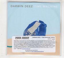 (HD164) Darwin Deez, Time Machine - 2015 DJ CD