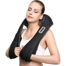 Massagegerät Shiatsu Nacken Rücken Elektrische Massage Geräte mit Wärmefunktion