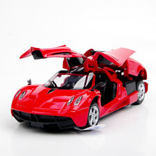 Model Toy 1/32 Diecast Car Alloy Pagani Zonda Original Simulation W/light&sound