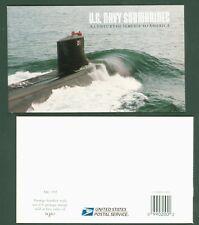 USA 2000 -  U-Boote - US Navy Submarines Ohio - 3260-64 Prestige Booklet MH 240