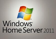 Microsoft Windows Home Server 2011 + 10 CAL Deutsch 64-Bit OEM