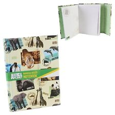 Animal Planet licensed narrow ruled Notebook 96 sheets A5 with foldover tab