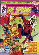 DIE SPINNE / MARVEL Comic CONDOR Super Album Nr.10 / 92 Seiten Deutsch 1989 TOP