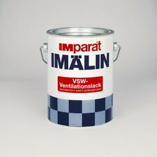 IMPARAT Profi Imälin VSW Ventilationslack Spezial Fensterlack Lack altweiß 2,5 L