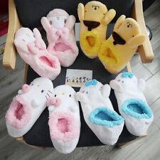 gudetama melody fuzzy plush indoor warm shoes slippers soft unisex shoe new