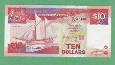 Singapore 10 Dollars Note P-20   UNCIRCULATED