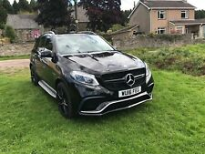 MERCEDES GLE63 S PREMIUM AMG 4MATIC 2016 CAT D DAMAGED REPAIRED SALVAGE PX SWAP