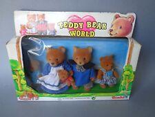 Simba - Teddy Bear World - Art. 599 2254 - 5 figures