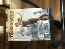 Tomb Raider: The Beginning Hardcover Comic Book Never Read, Rare Exclusive!