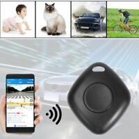 Mini GPS Überwachung Tracker für Auto Kids KFZ Peilsender Verfolgung Schwarz