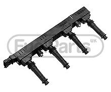 Fuel Parts CU1145 Ignition Coil Vauxhall Opel Astra, Zafira, Speedster