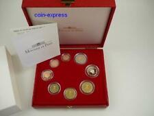 *** EURO KMS MONACO 2006 PP BE Polierte Platte Kursmünzensatz Etui + Zertifikat