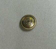 Stafford Gold tone button for Blazer Big Front Replacement Button