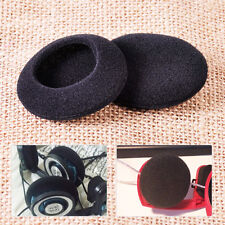 3Pair 5cm Replacement Earphone Sponge Foam Headphone Earpads Ear Cushions Cover