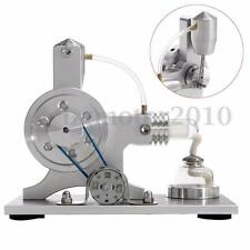 Hot Air Motor Stirling Engine Model Power Generator Alpha Physics Experiment Kit