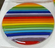 Patty Gray Large Round Dam - Glass Fusing Mold #GM126