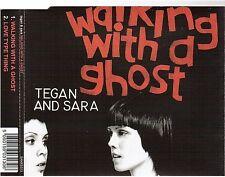 TEGAN AND SARA walking with a ghost CD MAXI