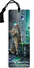Brand New Lisa Parker 3D Hubble Bubble Cat Bookmark