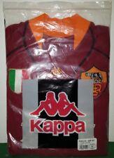 maglia AS ROMA 2001 2002 Kappa TOTTI #10 N0 match worn Ina Assitalia NUOVA XL