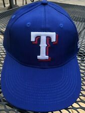 TEXAS RANGERS Blue Replica Baseball Adjustable YOUTH Hat