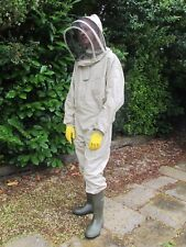PREMIUM QUALITY Beekeeping Fencing Suit - Olive. All Sizes. Protective Clothing