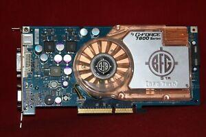 BFG Nvidia GeForce 7800 GS 256MB 256BIT GDDR3, AGP Graphics Card (BFGR78256GSOC)