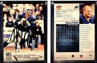 Trent Dilfer Signed 2002 Pacific #396 Card Seattle Seahawks Auto Autograph