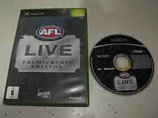 "AFL Live Premiership Edition Great Xbox Game ""Tested & Get It Fast n Free """