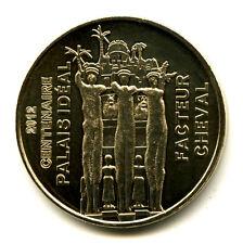 26 HAUTERIVES Palais idéal du Facteur Cheval 3, 100 ans, 2012, Monnaie de Paris
