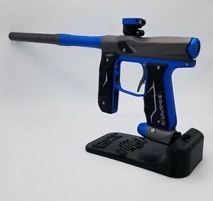 Empire Axe 2.0 - Dust Dark Grey / Dust Blue - Paintball Marker
