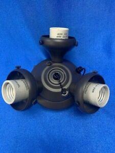 """PART-Light Kit w/Switch Housing-Hunter Oakhurst 52"""" Bronze Ceiling Fan"""