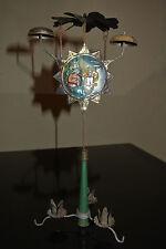 Vecchia campane geläut lamiera piramide Natale campane geläut mangiatoia (252)