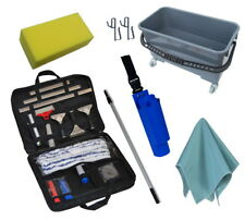 22 Piece Window Cleaning (Kit) Equipment Set