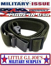 NEW USGI Military Issue M1 Garand Sling Two Point Rifle Sling M14 M1A M16/AR15