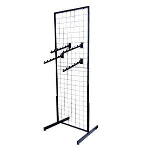 Metal Gridwall Towers Gridwall Display Gridwall Stand 25 Waterfall Hooks