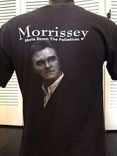 Rare Smiths Morrissey Paladium Tour Shirt Sz M Punk Rock Alternative New Wave