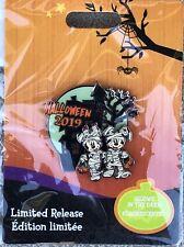 Disney Mickey & Minnie Mouse Halloween Mummy 2019 pin Glow in the Dark - Limited