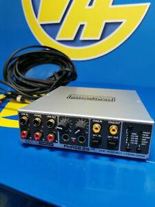 Scheda Da Sonido-Phase 26 TERRATEC producer-24 Bit / 96 KHZ Multi-Musonik