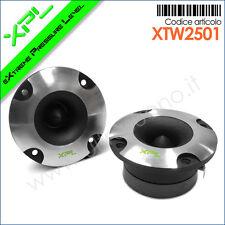 XTW2501 Coppia di tweeter XPL a compressione-tromba con bobina da 25mm - 200W