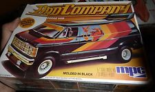 MPC DODGE VAN BAD COMPANY ORIGINAL ISSUE VINTAGE 1/25 Model Car Mountain KIT fs